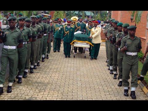 Brig. General Alfred Adekola Adeleke's (Big Daddy) Funeral