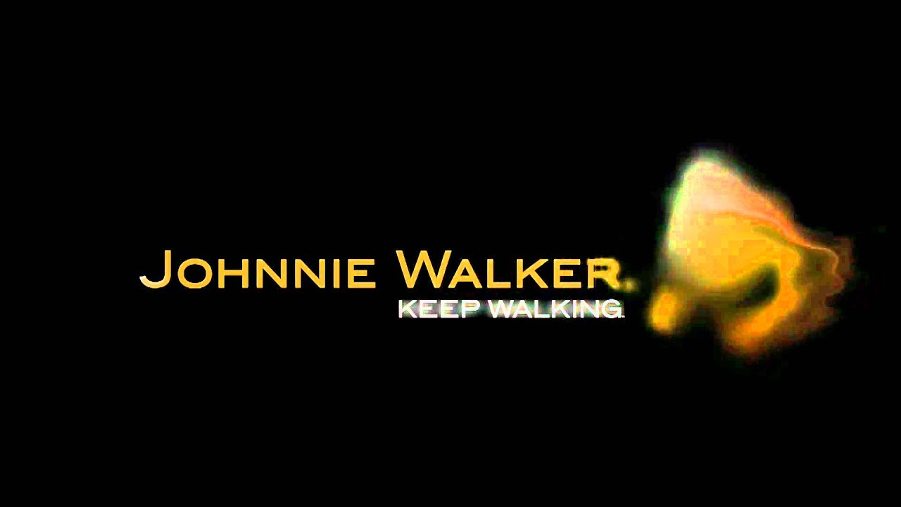 Johny Walker Logo Johnnie Walker Logo Formation