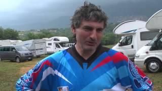 Cantalice 2015, Campionato Italiano Quad FMI, intervista Silvano Grola
