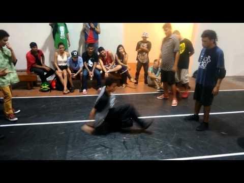 Semi Final - Bboy Mig E Bboy Waguin Vs Bboy Crazy Born E Bboy Bully