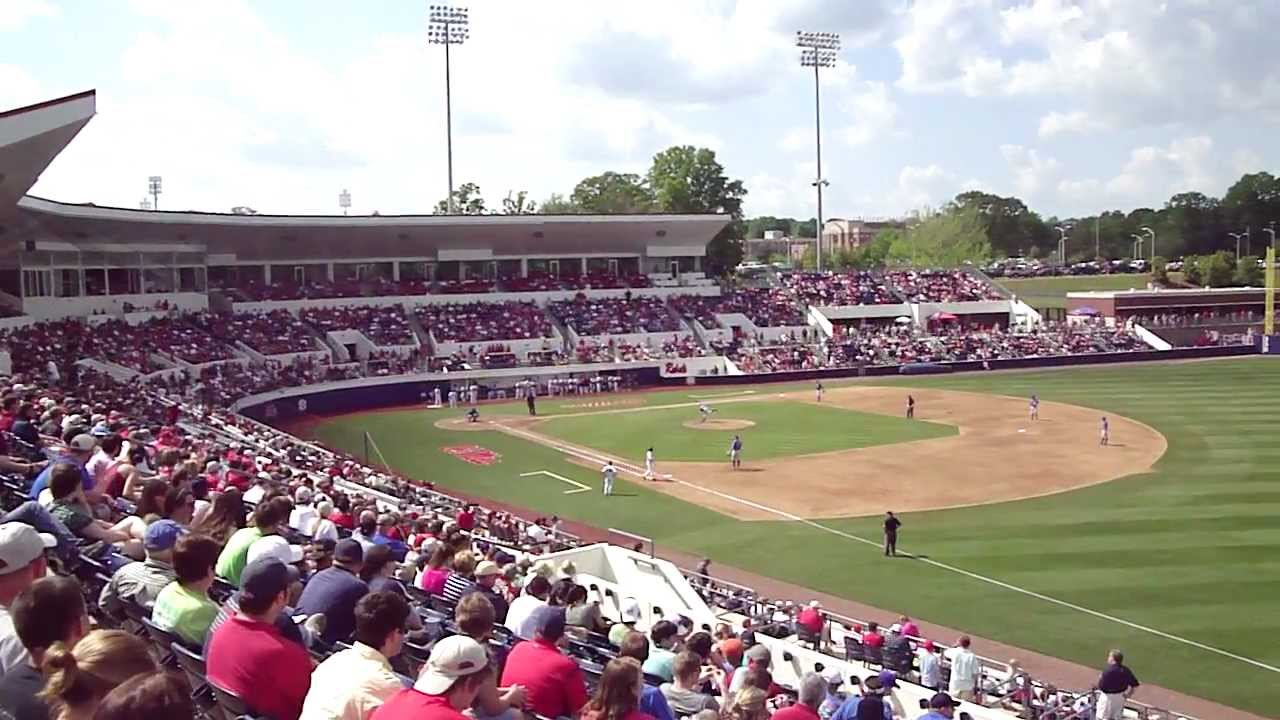 Ole Miss Baseball Stadium Youtube
