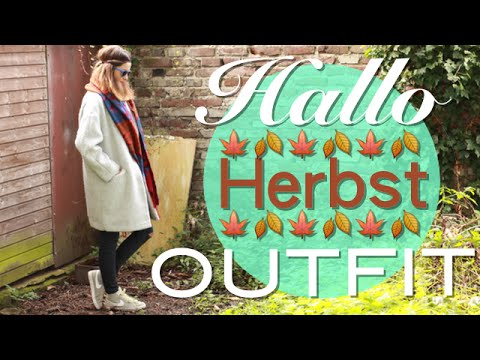 Herbst OUTFIT + neues Intro