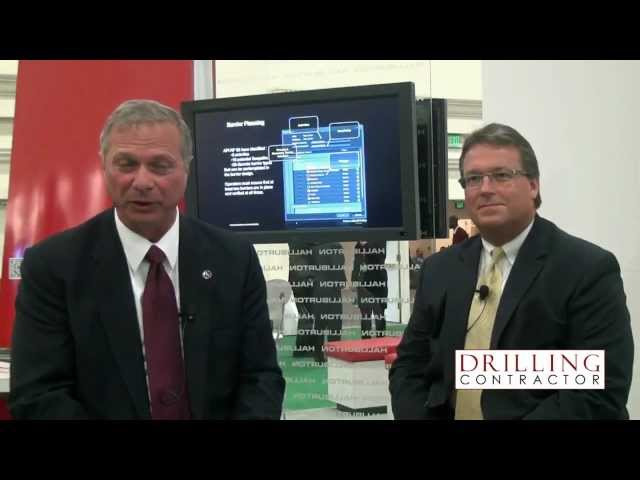 From the exhibit floor: Halliburton VP addresses shale solutions
