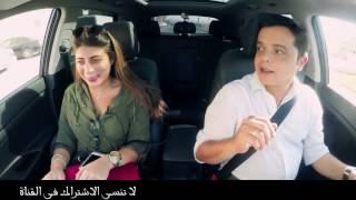 هتعمل اىة لو وقفت تاكسي ولقيت الفنان محمد هنيدى - شاهد رد فعل الناس