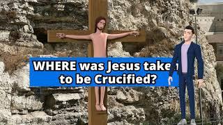 Video: Where was Jesus Crucified? - Simon Brown