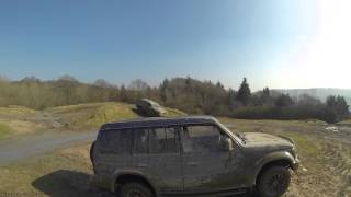 Jeep 4.7 V8 Buildwas 4X4 Off Road Day NNOC 13/3/16