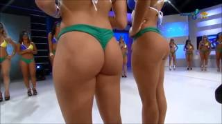 Candidatas MISS BUMBUM 2012 Parte 5. PERFECT BUTT in Brazil.