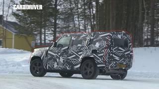 Cazamos al nuevo Land Rover Defender | CAR AND DRIVER