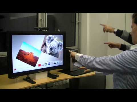 Kinect Controls Windows