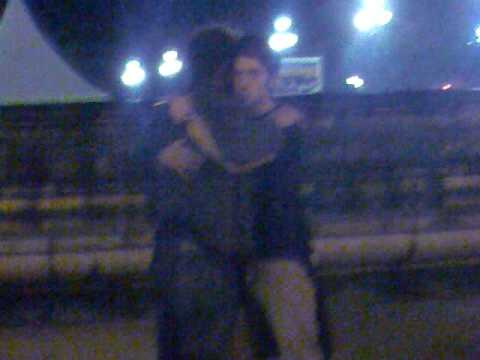 Abrazo emotivo a José Tomás