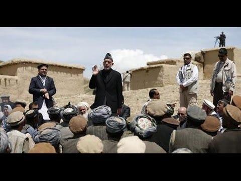 Afghan Leader Tries to Calm Landslide Victims Amid Aid Tensions
