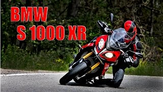 BMW S 1000 XR my2015 first ride