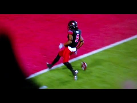 Utah's Kaelin Clay Drops Ball Before Endzone, Oregon Scores On Fumble ...