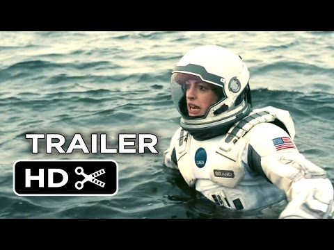 Interstellar TRAILER 2 (2014) - Anne Hathaway, Christopher Nolan Sci-Fi Movie HD