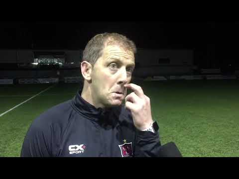 🗣 Vinny Perth: Post-match Interview (Derry City)