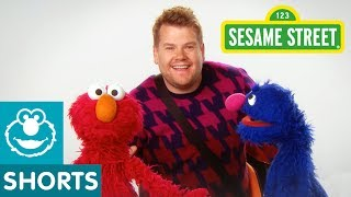 Sesame Street: James Corden Celebrates Father's Day with Elmo and Grover