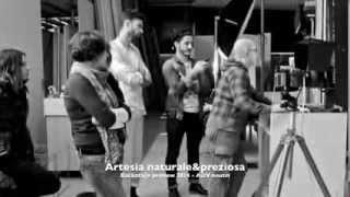 "Artesia ""I Neutri"" backstage"