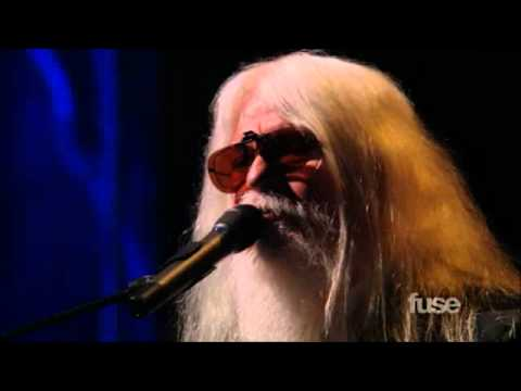 Leon Russell and John Mayer