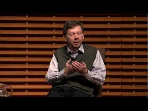 Conversations on Compassion: Eckhart Tolle, spiritual teacher and author