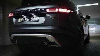 Range Rover Velar's luxurious interior tour including secret functions