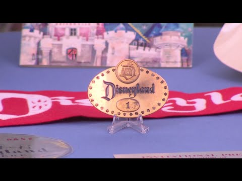 Interview: Showcasing treasures from the Walt Disney Archives - Disneyland 60th