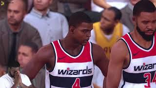 NBA 2K18 MyTeam Super Max Gameplay - We Found the Biggest Sleeper Card - Full Game Friday