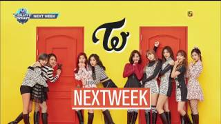 MCountdown - BTS AND TWICE COMEBACK NEXT WEEK - PART 2