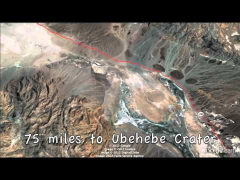 Pahrump Nevada, Death Valley, Beatty Nevada Itinerary