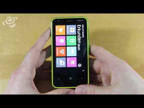 Nokia Lumia 620 im Hands-On