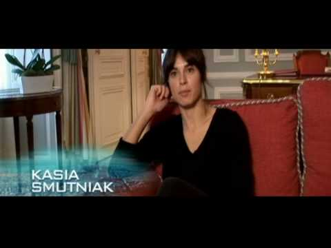 Kasia Smutniak - Official Interview: From Paris With Love