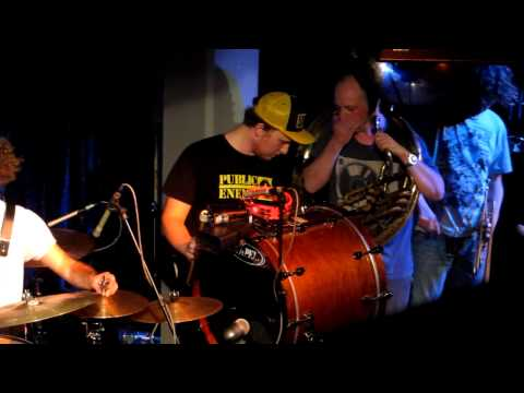 Hackney Colliery Band - Africa and Sex On Fire - Jazz Cafe, Camden  07/11/2011 thumbnail
