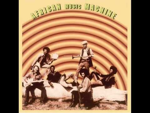 African Music Machine - Black Water Gold (Pearl)