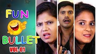 Fun Bullet | Funny Videos | Telugu Short Films Comedy Latest | Latest Funny Videos 2016
