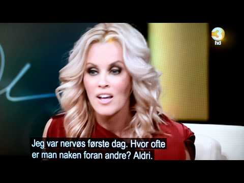 Jenny McCarthy on Oprah telling her story when she became a playmate