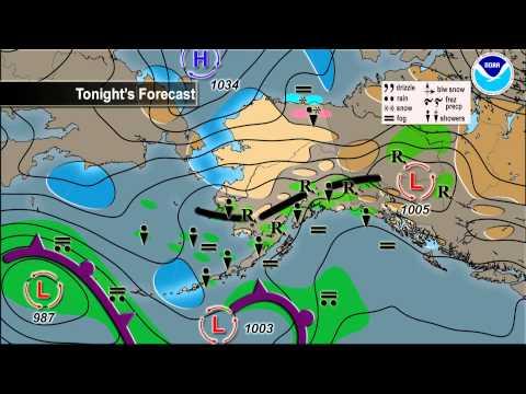 June 01, 2015 Alaska Weather Daily Briefing