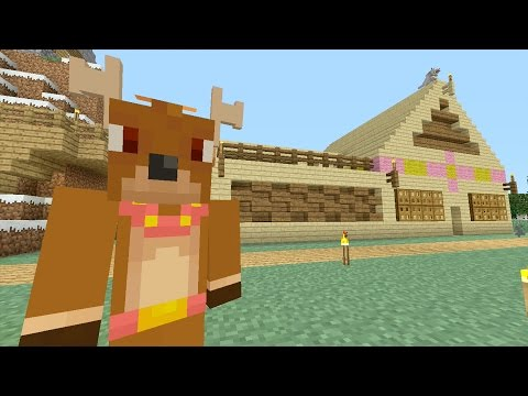 Minecraft Xbox - Polly's House [454]