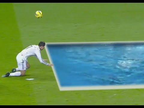 Cristiano Ronaldo Piscinazo - CR7 Taking a Dive