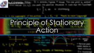 Introducing Analytical Mechanics: The Principle of Stationary Action