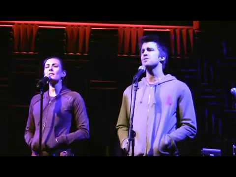 Laura Benanti & Gavin Creel The Nearness of You by Norah Jones
