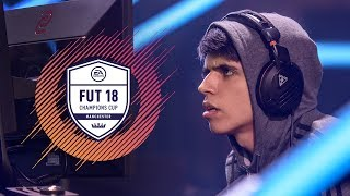 FIFA 18 - FUT Champions Cup Manchester Grand Final & XBOX and PS4 Playoffs