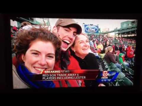 Lester leaving Boston - Remembering Matt Shea
