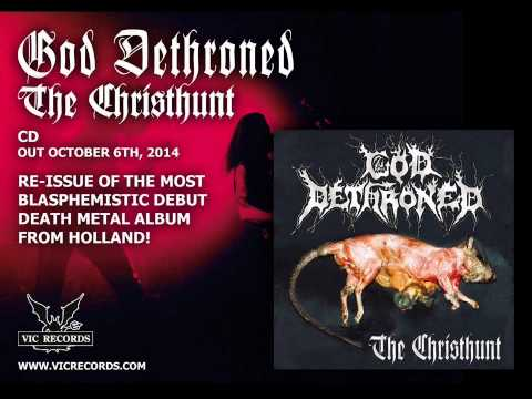 God Dethroned - Christ Carnage