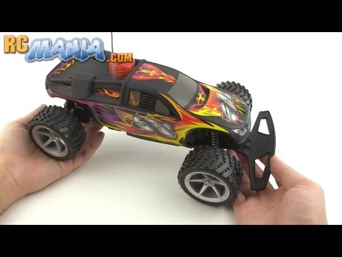 Fast Lane RC Nitro Power electric truck reviewed