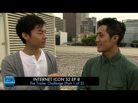 Internet Icon S2 Ep8 - The Trailer Challenge (Part 1 of 2)