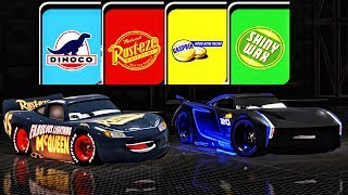 Cars 3 Fabulous Lightning McQueen - Best Racing Ending - Cars 3: Driven to Win 2017