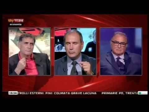 Rocco Palombella a SkyTg24 del 19.09.12