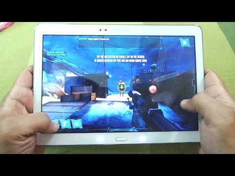 BEST GRAPHICS GAMES ON SAMSUNG GALAXY NOTE 10.1 2014 EDITION GAMEPLAY 2