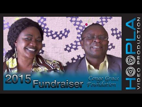 Congo Grace Foundation Australia Fundraising Video 2015