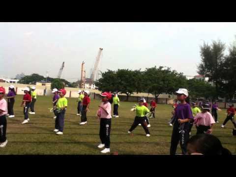 Senam Seni Sukan Skdp 2012 ~ 1 video