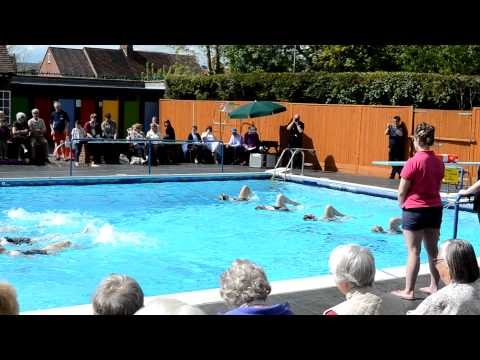 Portsmouth & District Synchronised Swimming